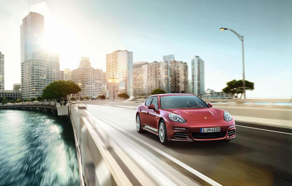 """Porsche: """"Noul Panamera va fi mai frumos decât actualul model, dar nu va fi pe placul tuturor"""" - Poza 1"""