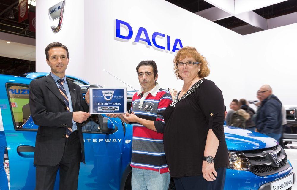 Dacia a vândut trei milioane de maşini în ultimii zece ani - Poza 3