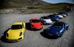 Porsche Performance Drive: Cayenne şi cele opt lumânări colorate