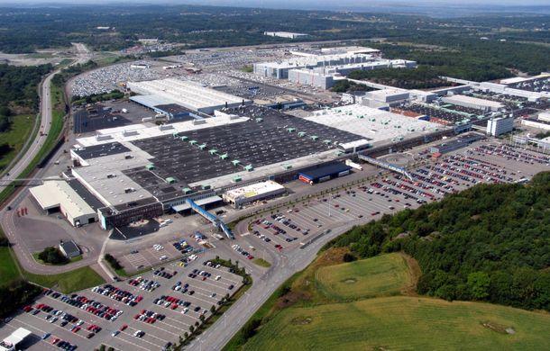 Volvo XC90 aduce o creştere de producţie în Goteborg: suedezii vor adăuga al treilea schimb pentru a răspunde cererii - Poza 2