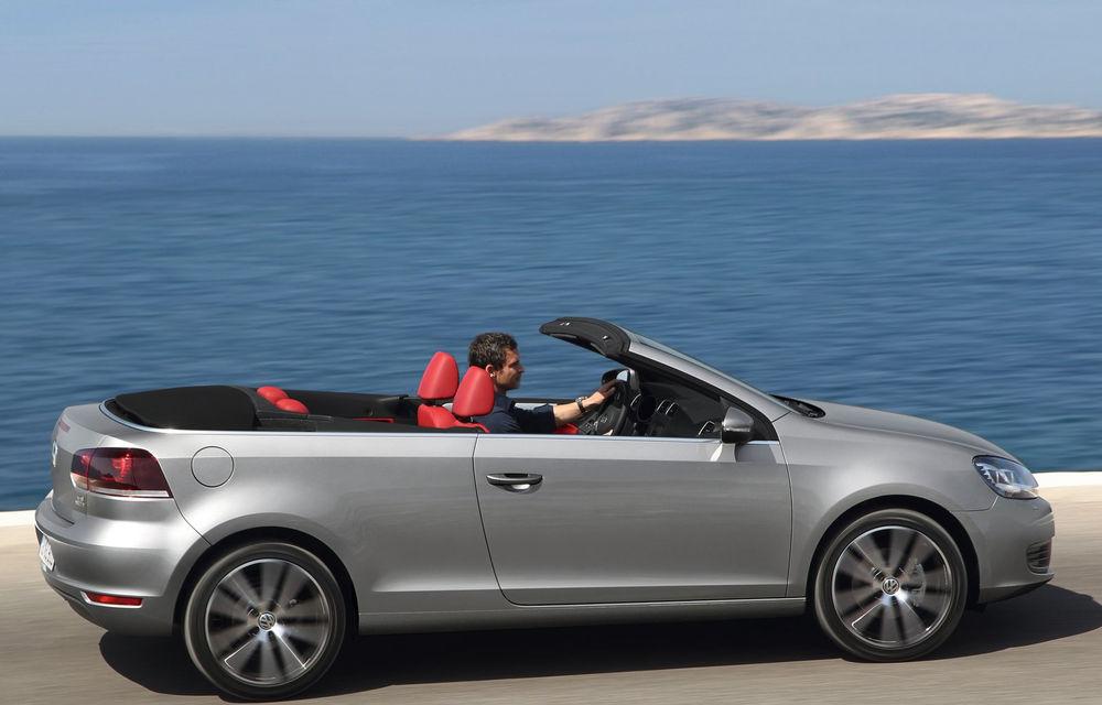 Vânzările de modele cabrio au scăzut la jumătate în ultimii şapte ani - Poza 1
