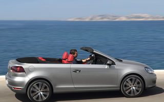 Vânzările de modele cabrio au scăzut la jumătate în ultimii şapte ani