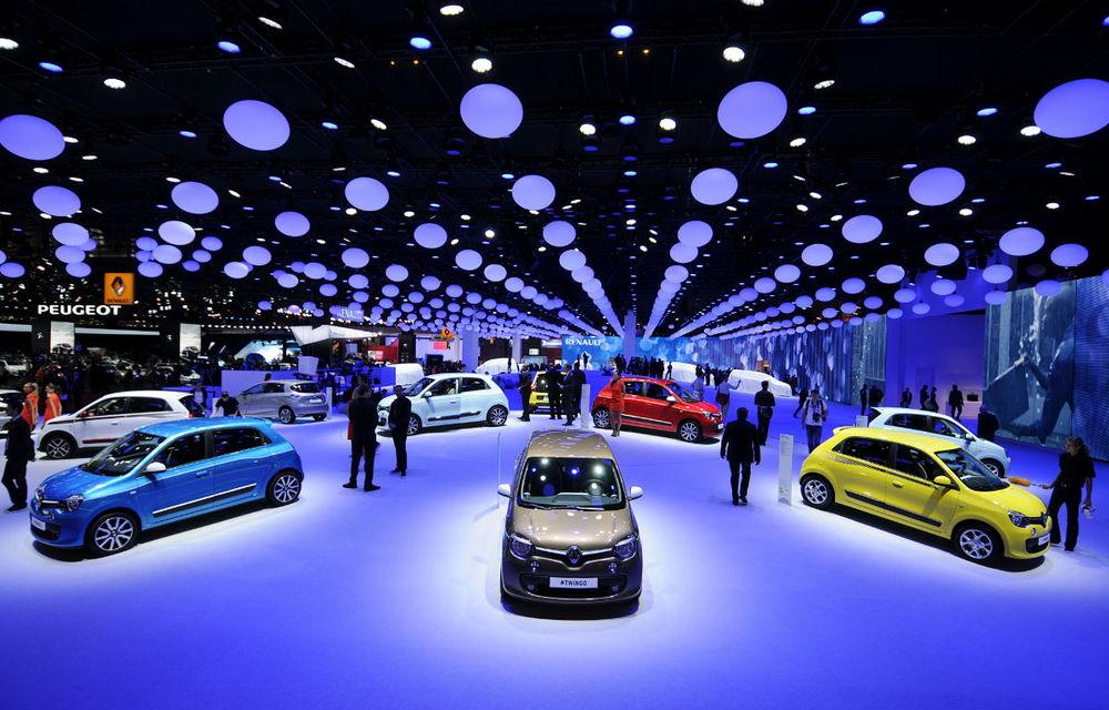 Salonul Auto de la Paris rămâne cel mai popular eveniment de profil din lume, cu 1.2 milioane de vizitatori în 2014 - Poza 1
