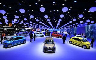 Salonul Auto de la Paris rămâne cel mai popular eveniment de profil din lume, cu 1.2 milioane de vizitatori în 2014