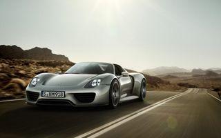 """Porsche: """"Aproape toate exemplarele 918 Spyder au fost vândute"""""""