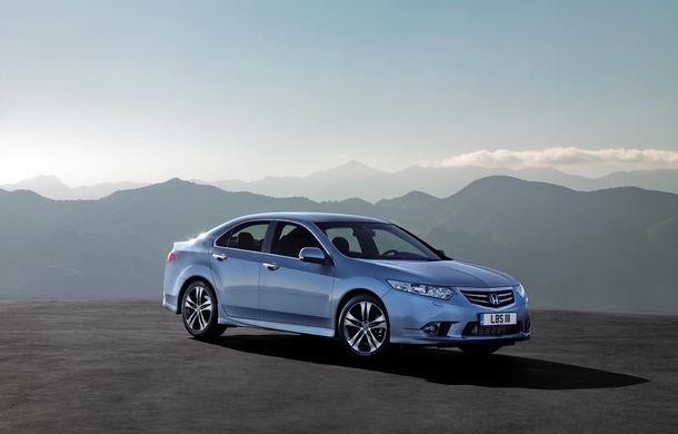Veşti bune: Honda Accord va fi comercializat în România şi în 2015, însă un înlocuitor nu a fost încă aprobat - Poza 1