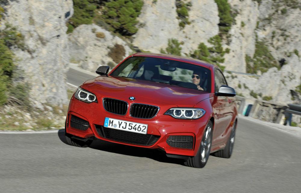 BMW M2 este aşteptat să debuteze în 2015 cu un motor de 400 CP şi transmisie manuală în standard - Poza 1