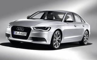 Audi A6 Hybrid a fost scos din producţie pe fondul vânzărilor slabe