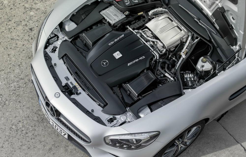Motorizarea lui Mercedes AMG GT va echipa şi alte modele din gama Mercedes-Benz - Poza 1