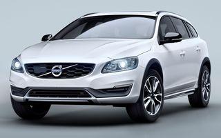 Volvo V60 Cross Country: o versiune de macadam a break-ului suedez