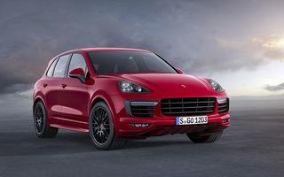Porsche lansează Cayenne GTS facelift şi o nouă versiune entry-level pe benzină