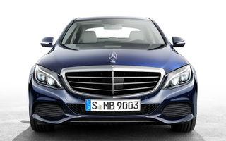 Mercedes C-Klasse Cabrio se va lansa anul viitor
