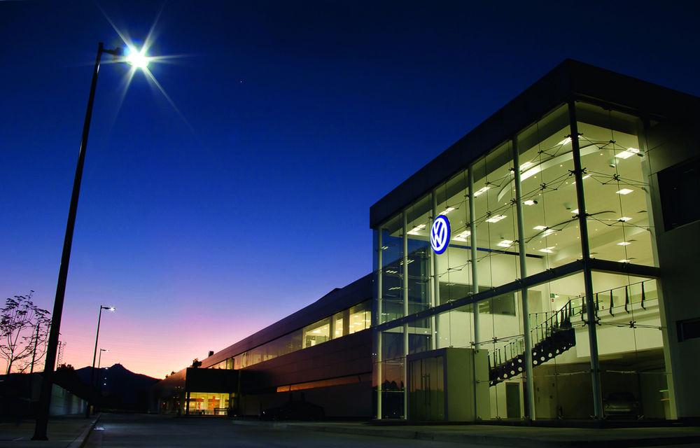 Grupul Volkswagen a deschis astăzi cea de-a 107-a fabrică proprie în lume - Poza 1