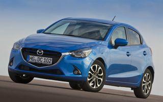 Mazda2 are un preţ de pornire de 11.000 euro cu TVA inclus pe piaţa din România
