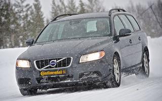 Anvelopele de iarnă Continental obțin locul 1 în urma testării anuale realizate de specialiștii germani de la ADAC