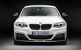 Viitorul BMW Seria 1 Sedan va avea tracțiune față