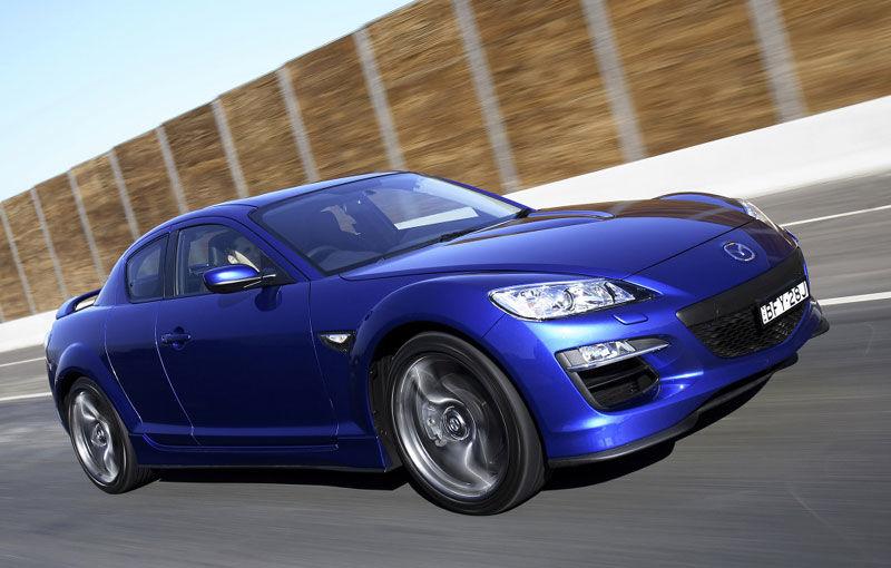 """Mazda: """"Nu vom lansa un model RX. Gama noastră este suficient de mare"""" - Poza 1"""