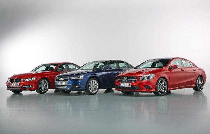 BMW continuă să conducă în duelul vânzărilor cu Audi şi Mercedes-Benz la nivel mondial - Poza 1
