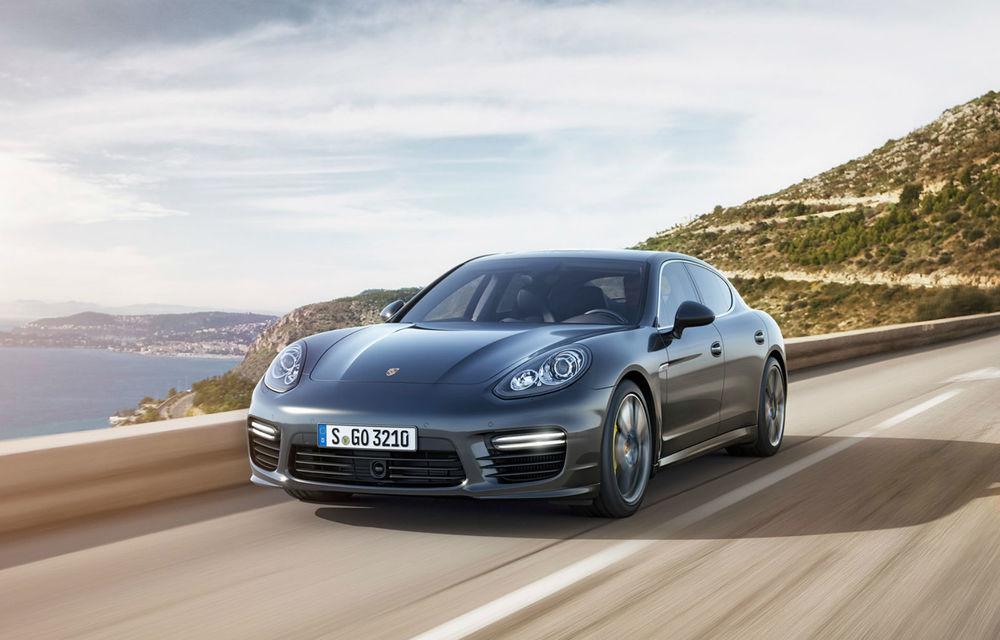 Porsche Panamera primeşte o generaţie nouă în 2016 - Poza 1