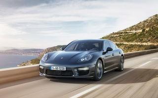Porsche Panamera primeşte o generaţie nouă în 2016