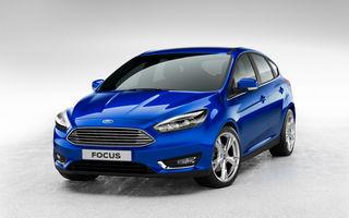 Preţuri Ford Focus facelift în România: versiunea restilizată a compactei pleacă de la 16.450 euro