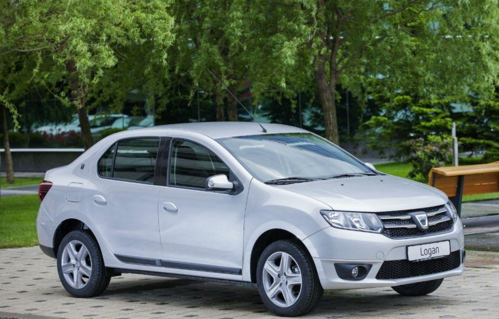 Dacia Logan 10 Ani este premiul cel mare al tombolei organizate la Târgul Gaudeamus 2014 - Poza 3