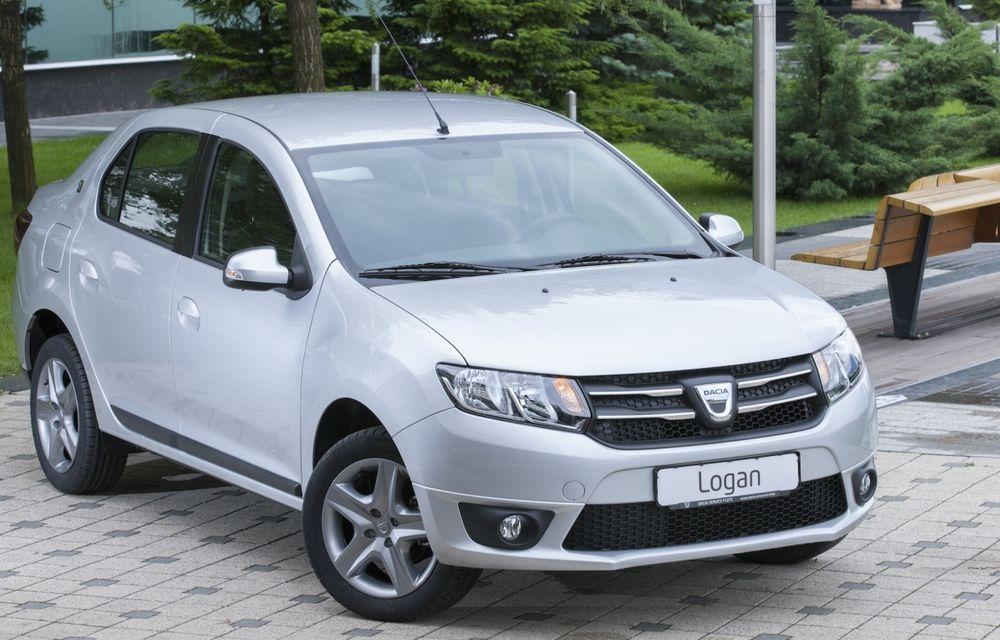 Dacia Logan 10 Ani este premiul cel mare al tombolei organizate la Târgul Gaudeamus 2014 - Poza 2