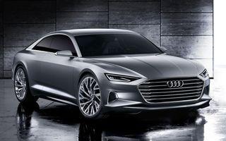 Audi Prologue Concept prefigurează viitorul Audi A8
