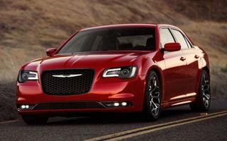Chrysler 300 a primit un nou facelift la patru ani de la restilizarea precedentă