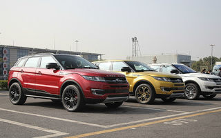 Primele reacţii oficiale Land Rover la adresa clonei chinezeşti Landwind X7
