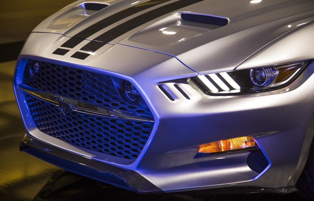 După decesul Fisker, fondatorul mărcii se reprofilează cu un Ford Mustang unicat, de 725 cai putere - Poza 16