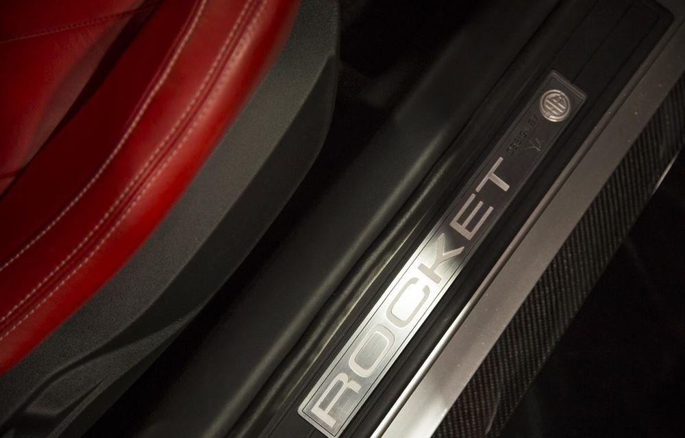 După decesul Fisker, fondatorul mărcii se reprofilează cu un Ford Mustang unicat, de 725 cai putere - Poza 22