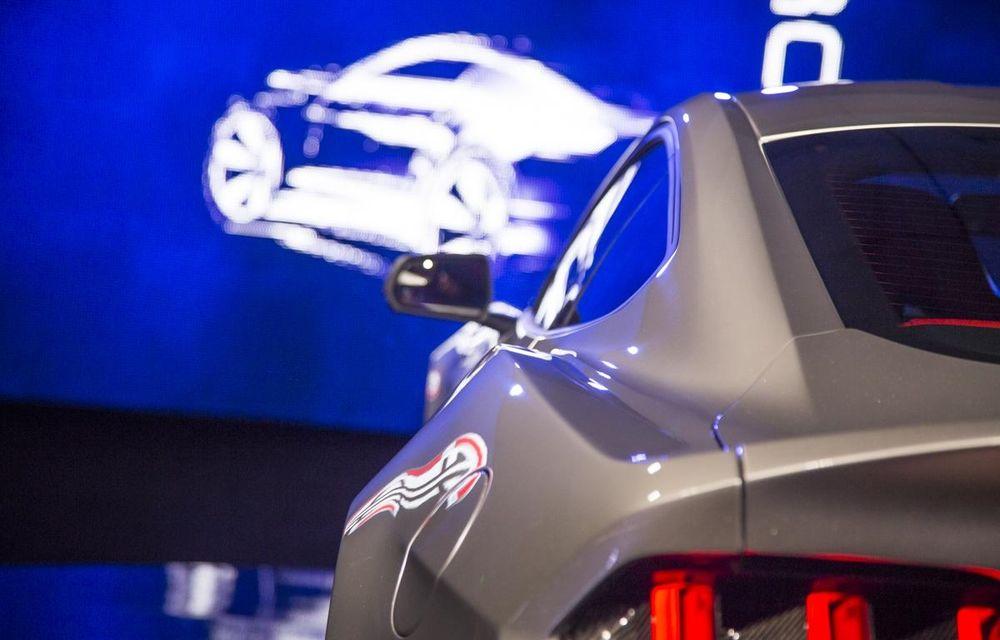 După decesul Fisker, fondatorul mărcii se reprofilează cu un Ford Mustang unicat, de 725 cai putere - Poza 11
