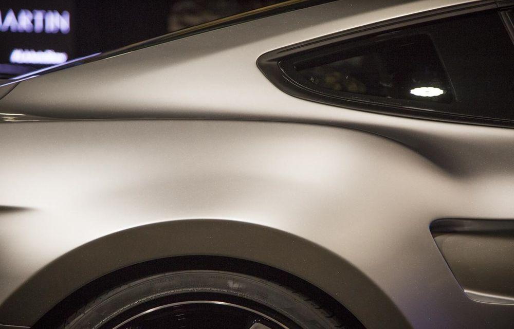 După decesul Fisker, fondatorul mărcii se reprofilează cu un Ford Mustang unicat, de 725 cai putere - Poza 12