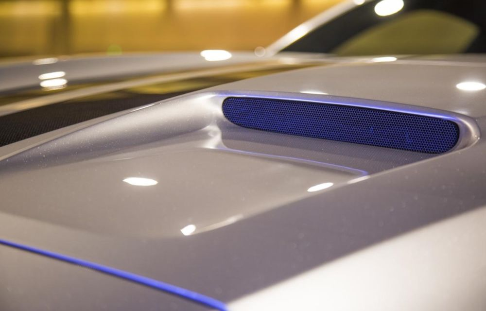 După decesul Fisker, fondatorul mărcii se reprofilează cu un Ford Mustang unicat, de 725 cai putere - Poza 5