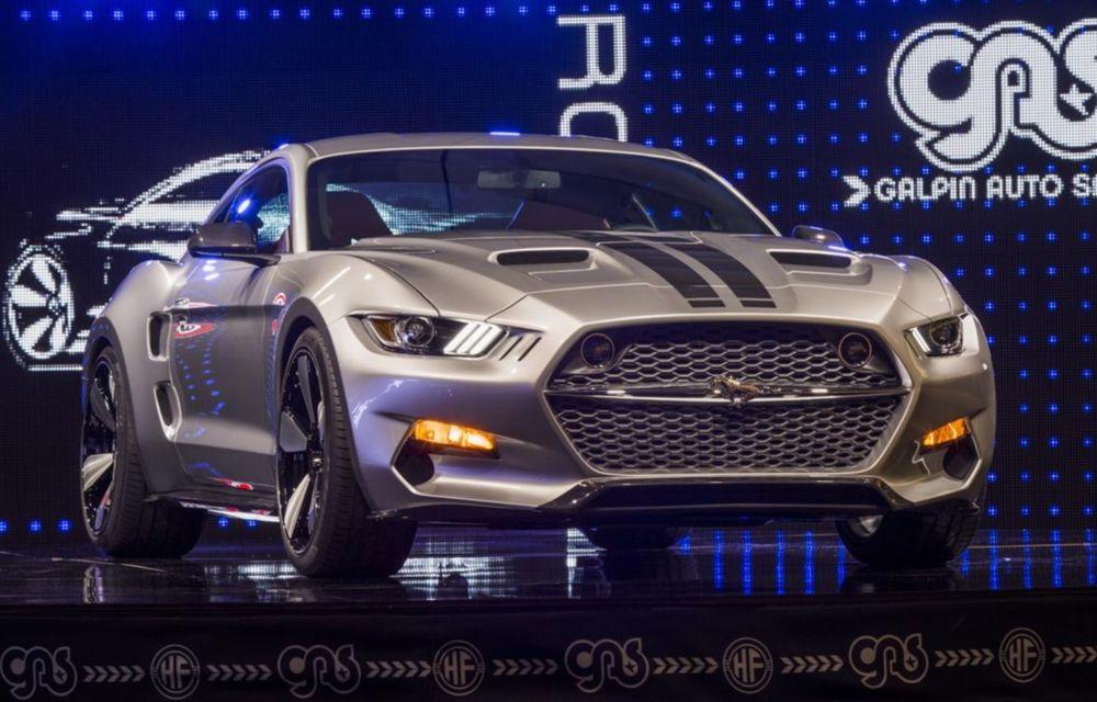 După decesul Fisker, fondatorul mărcii se reprofilează cu un Ford Mustang unicat, de 725 cai putere - Poza 1