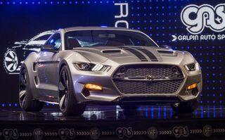 După decesul Fisker, fondatorul mărcii se reprofilează cu un Ford Mustang unicat, de 725 cai putere