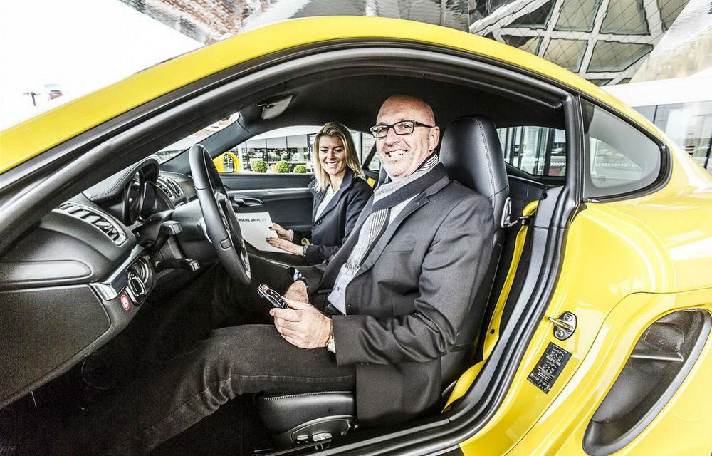 Muzeul Porsche închiriază modele din gama actuală cu doar 69 de euro pe oră - Poza 1