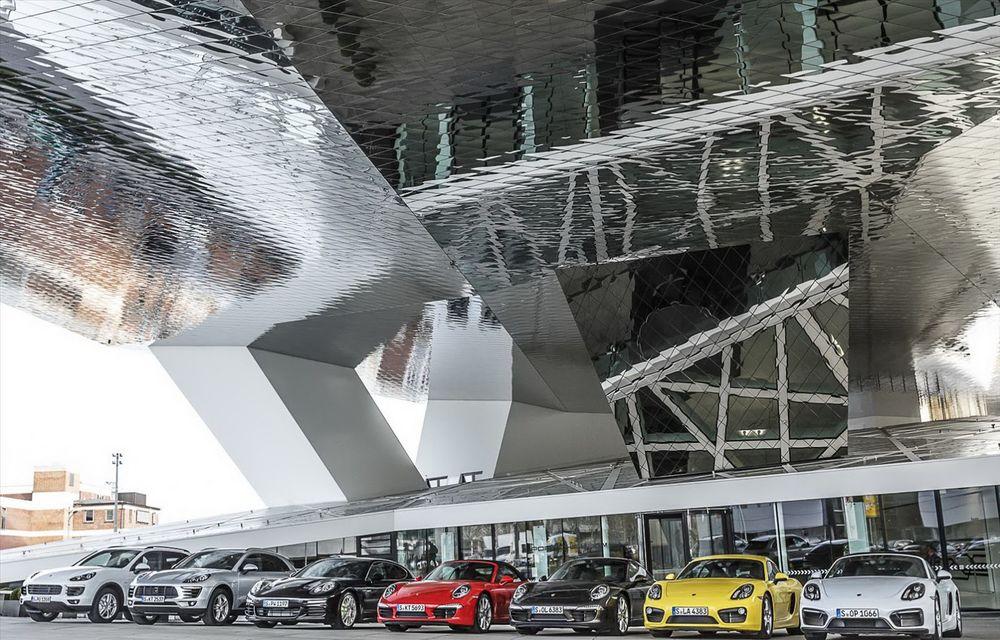 Muzeul Porsche închiriază modele din gama actuală cu doar 69 de euro pe oră - Poza 2