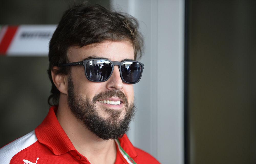 Alonso dezvăluie că a semnat un contract multianual cu noua sa echipă, probabil McLaren - Poza 1