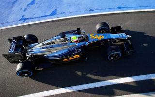 Teste Abu Dhabi: McLaren testează cu motor Honda. Lista completă a piloţilor