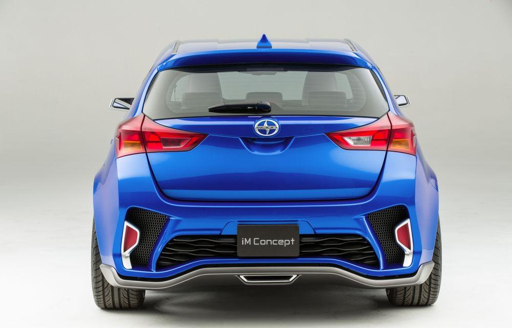 Toyota Auris va debuta pe piaţa din SUA în 2015 sub aripa mărcii Scion - Poza 4