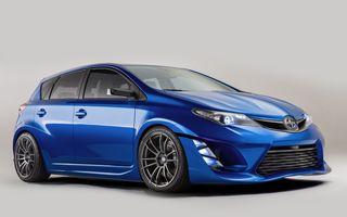 Toyota Auris va debuta pe piaţa din SUA în 2015 sub aripa mărcii Scion