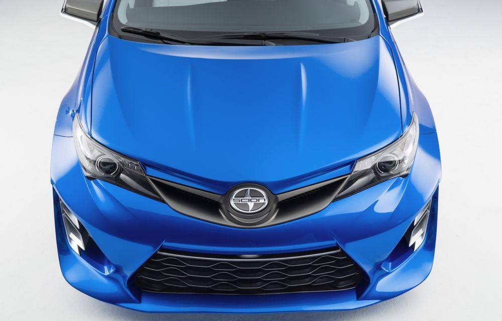 Toyota Auris va debuta pe piaţa din SUA în 2015 sub aripa mărcii Scion - Poza 3
