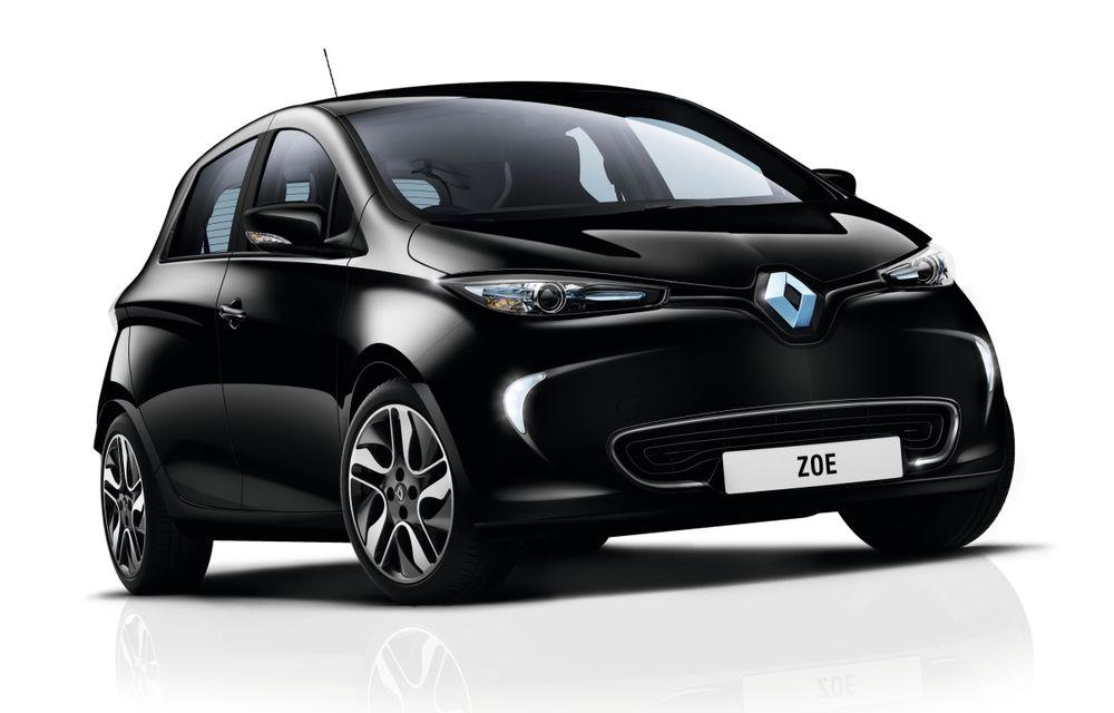 Alianţa Renault-Nissan a vândut 200.000 de vehicule electrice - Poza 1