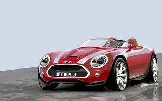 Mini reduce gama la cinci modele şi anunţă intenţia lansării unui vehicul electric