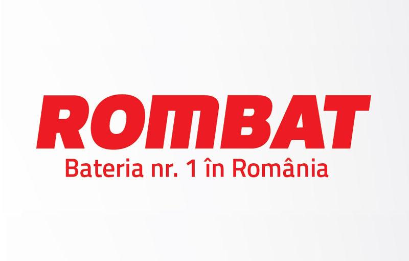 Producătorul de baterii auto Rombat îşi modernizează logoul - Poza 1