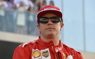 Raikkonen va colabora cu fostul inginer de cursă al lui Alonso de la Renault