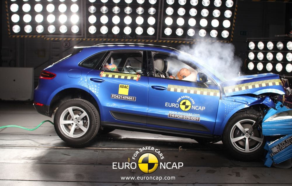 Noi rezultate EuroNCAP: Passat și Mondeo primesc cinci stele, însă Mini, Smart și Opel Corsa reușesc doar patru - Poza 23