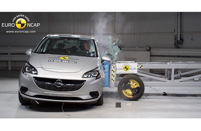 Noi rezultate EuroNCAP: Passat și Mondeo primesc cinci stele, însă Mini, Smart și Opel Corsa reușesc doar patru - Poza 41